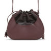Sharon Satchel Bag: Fine Lines