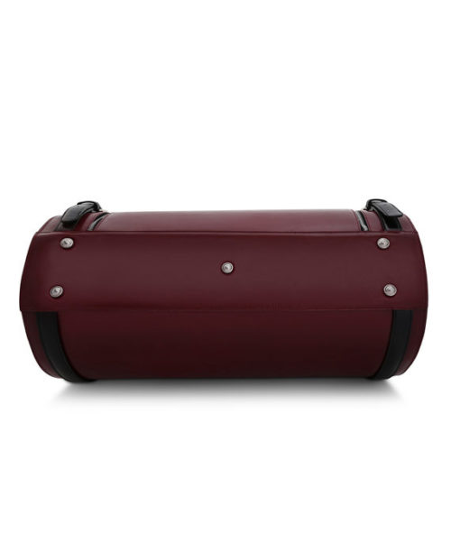 Roberto Tube Duffle Bottom View- Fine Lines