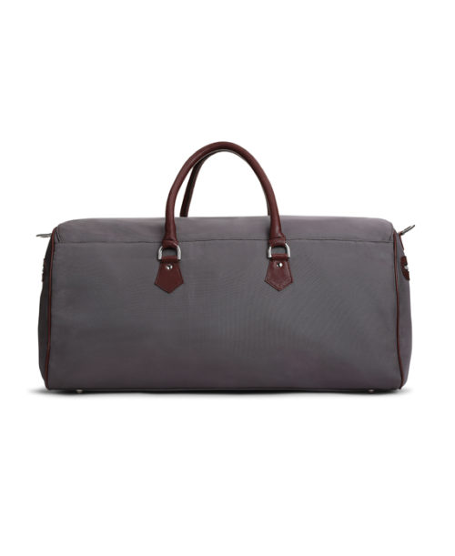 Alberto Duffle Bag Back View: Fine Lines