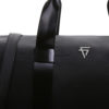 vanni Burley Duffle Bag Close Up - Fine Lines