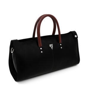 Darius Duffle Bag Fine Lines
