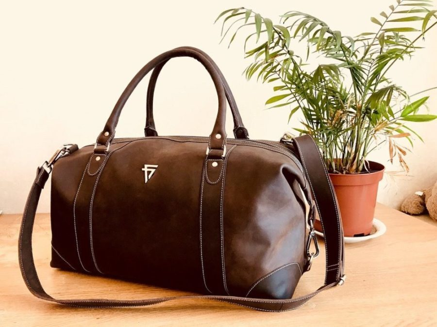 Adair Duffle Bag By Fine Lines