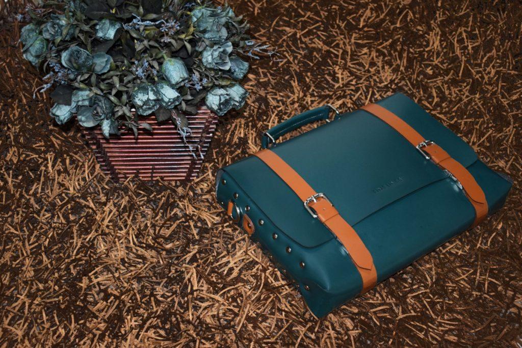Trinity satchel bag