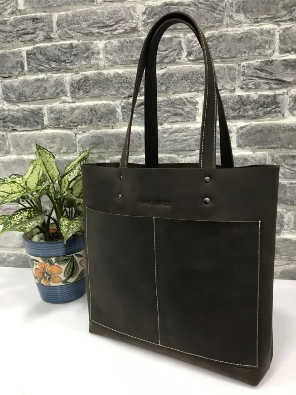 avianna tote by fine lines